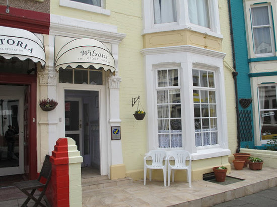 Wilsons Hotel - Blackpool Tower View: getlstd_property_photo