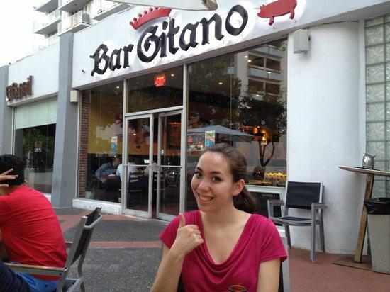 Bar Gitano : great restaurant