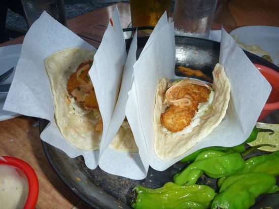 Bar Gitano : fish tacos