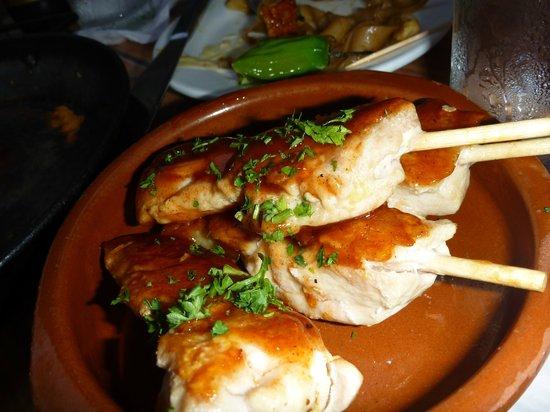 Bar Gitano : tapas