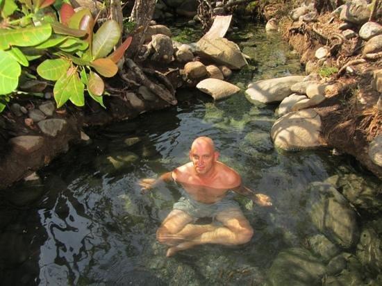 Explora Ya Eco-Tours & Adventure Travel Day Trips: hot springs at Caldera