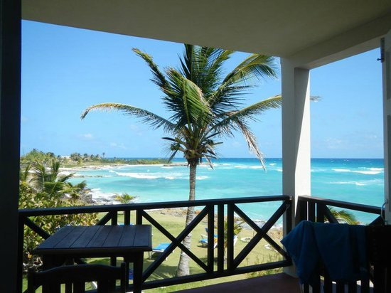 Ocean Spray Beach Apartments: View from my studio - Awesome
