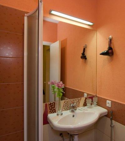 Herzen House Hotel: Standard room_bathroom
