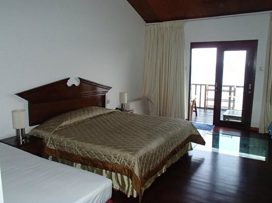 Embudu Village: Chambre