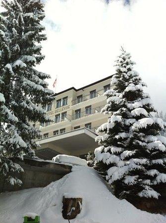 Parkhotel Bellevue: Bellevue!