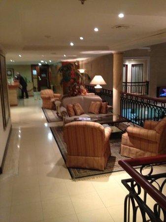 Hotel Mara Inn: recepción