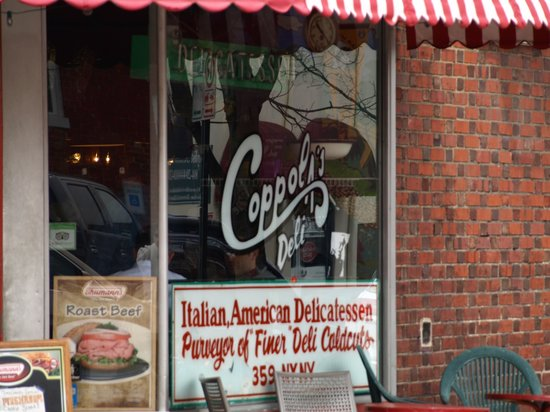 Coppola's Delicatessen--Carytown: Coppola's Deli-The Real Deal in Carytown