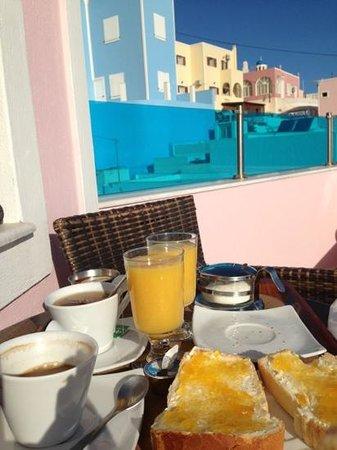 Nectarios Villa : good breakfast