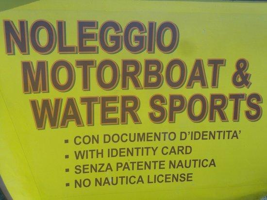 Noleggio Bagni 73 Cattolica: Gommoni e Motoscafi a noleggio senza patente nautica!