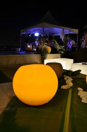 Azeda Boutique Hotel : Festa de Reveillon