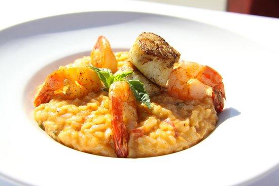 Restaurant Novello : Risotto