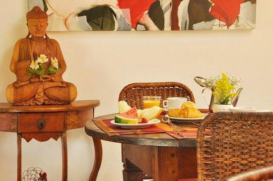 Azeda Boutique Hotel : Café da manhã
