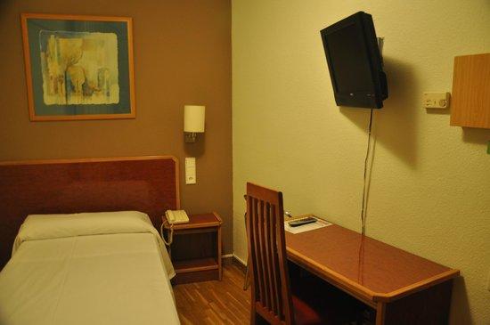 Hotel Don Diego De Velazquez: Habitacion Individual