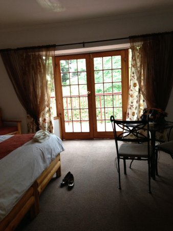 Oribi Gorge Hotel: View from the room