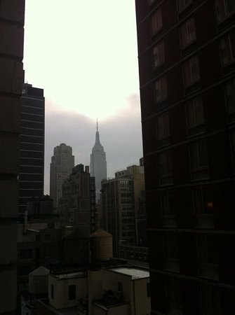 Staybridge Suites Times Square - New York City: my room view