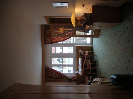 Hotel Goldene Rose: ingresso stanza