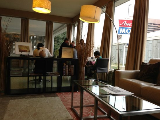 Americana Hotel: Lobby