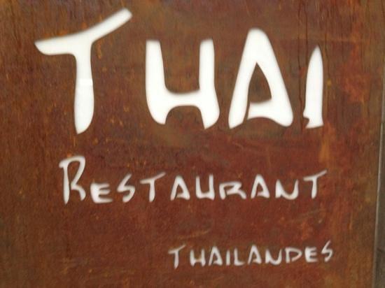 Thailandes Thai Restaurant: Thai