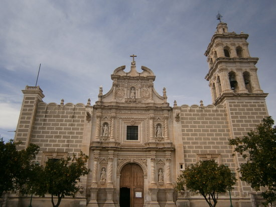 Jerez de Garcia Salinas, Meksiko: Parroquia De la Inmaculada Concepción
