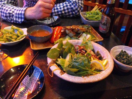 Asahi Sushi Foto