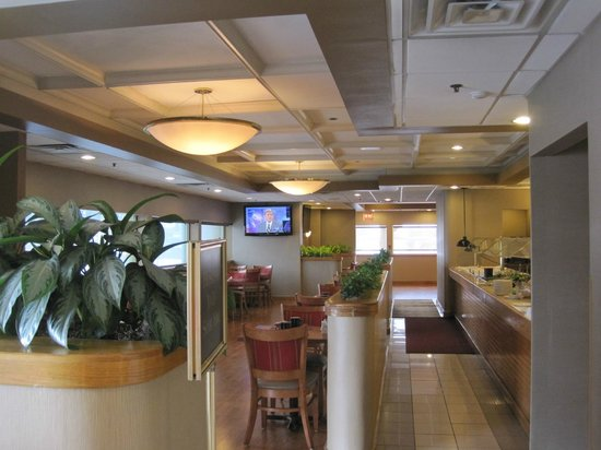 Quality Inn Midway Airport : restaurant
