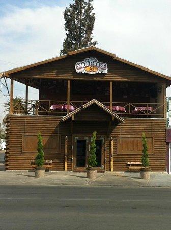 La Cabana Smokehouse San Felipe