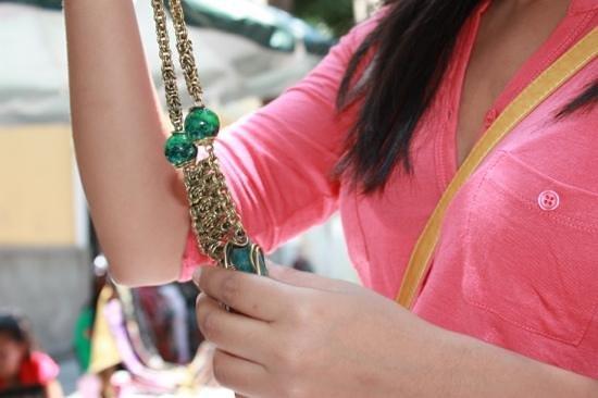 Alley of the Frogs (Callejon de los Sapos): bellos accesorios