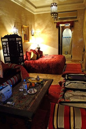 Riad Kniza: Junior Suite