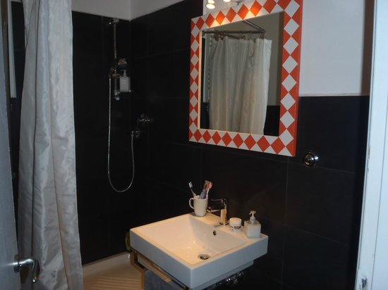 Trastevere Colors: łazienka
