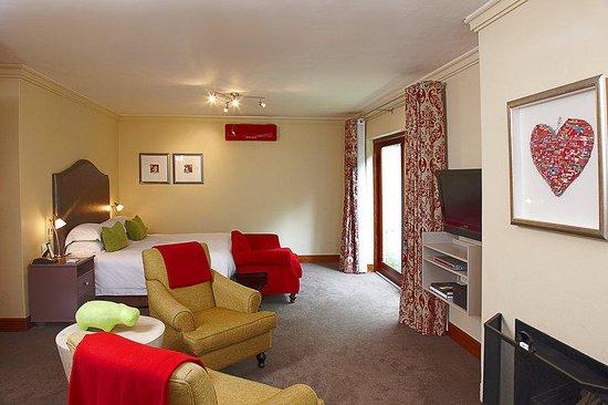 Le Quartier Francais : Room