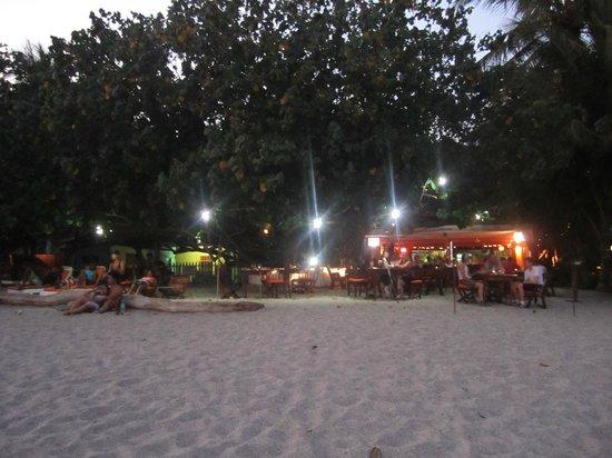 El Ancla : Beachfront dining