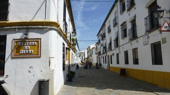 Taberna La Viuda: outside