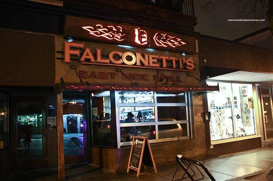 Falconetti's Foto