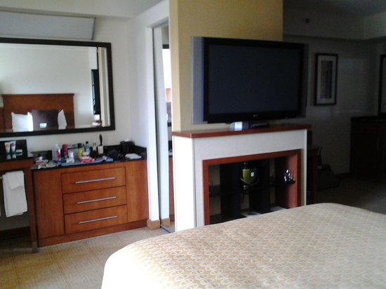 Hyatt Place Atlanta/Cobb Galleria: View from the double beds...