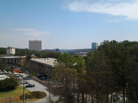 Hyatt Place Atlanta/Cobb Galleria: View from Room 619