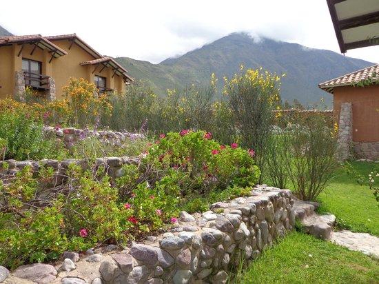 Inkallpa Valle Sagrado: jardin
