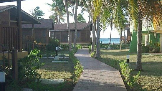Gran Caribe Club Villa Cojimar: BUNGALOWS NEUFS