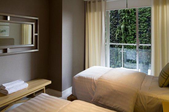 Pennsylvania Suites: Twin
