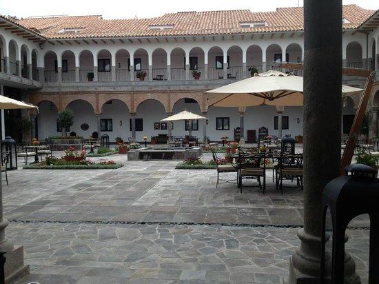 JW Marriott El Convento Cusco: CENTRO  DEL  HOTEL