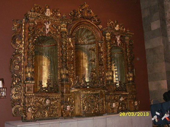 JW Marriott El Convento Cusco: ADORNO