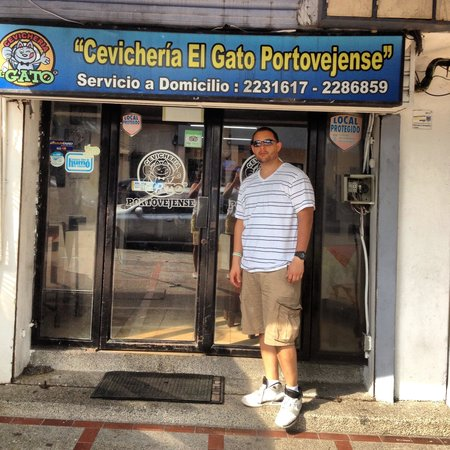 Cevicheria El Gato: Love the sea food. I highly recommend this place.