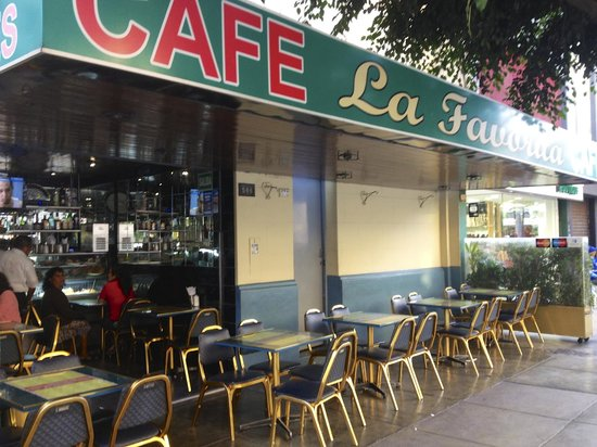 Cafe La Favorita: 40 Years of Coffee Tradition