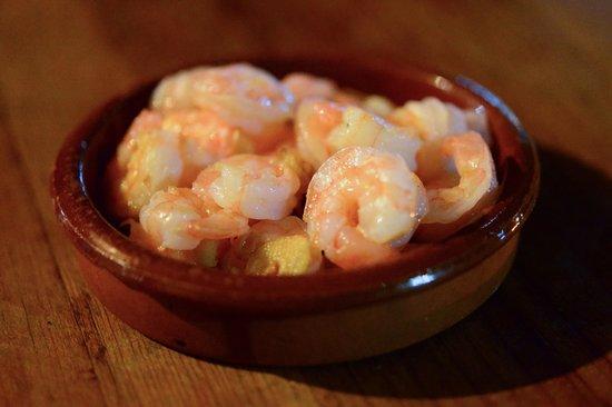 La Gloria de Don Pepe : shrimp!