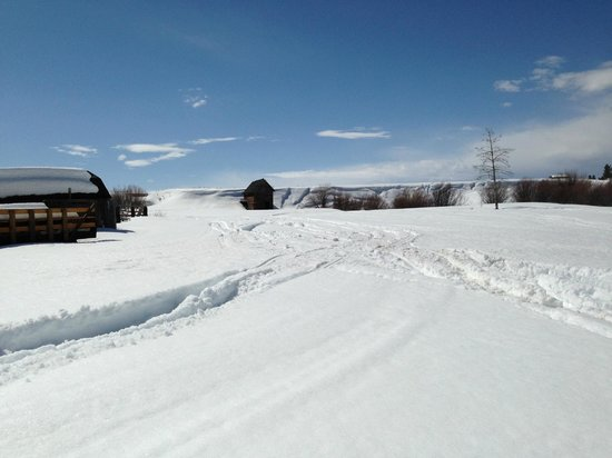 Eagle Ridge Adventures: Lots of snow for Easter