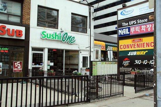 Sushi One