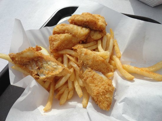 Lil Hut : Fish and Chips