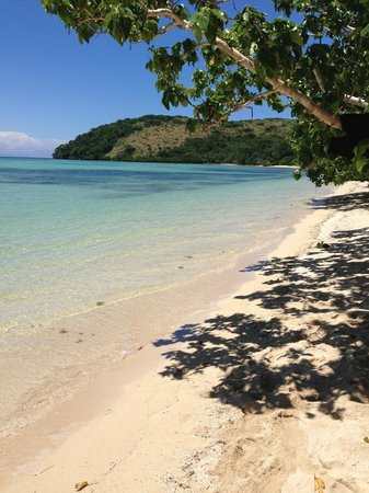 Wananavu Beach Resort : Private Picnic