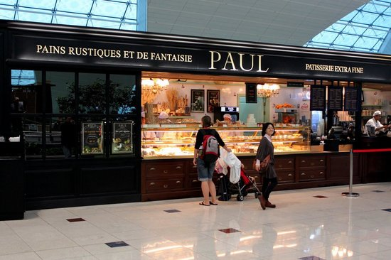 Paul's Patisserie