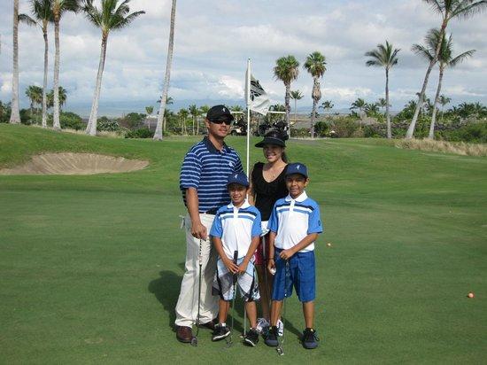 Waikoloa Kings' Course: Family Golf Days