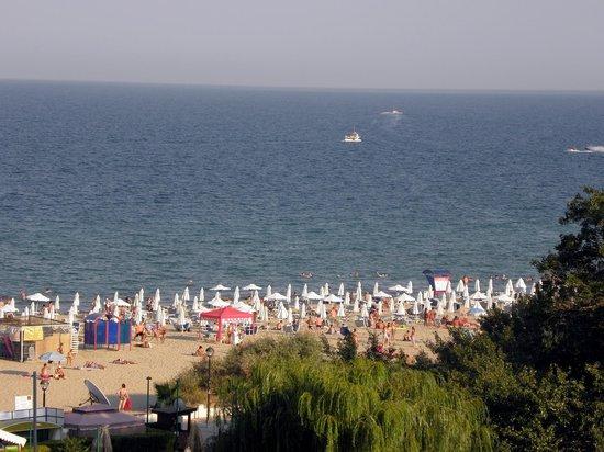 IBEROSTAR Sunny Beach Resort: Вид из номера